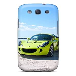 Shock-Absorbing Hard Cell-phone Case For Samsung Galaxy S3 With Provide Private Custom High Resolution Lotus Elise Pictures JasonPelletier