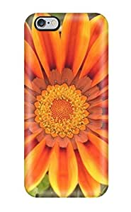 MMZ DIY PHONE CASEAllenJGrant Scratch-free Phone Case For Iphone 6 Plus- Retail Packaging - Lovely Flowers