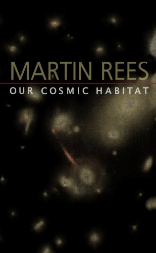 Cover of Our Cosmic Habitat