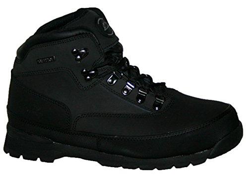 Black Steel Stivali Grounwork Lavoro Sicurezza Escursionismo Uomo Tattico Toe Caviglia Cap qBfTav6