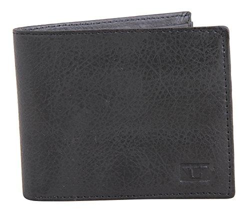 Gansta GW-1013 Black wallet with money clip