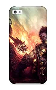 New Cute Funny Chaos Wastes Case Cover/ Iphone 5c Case Cover