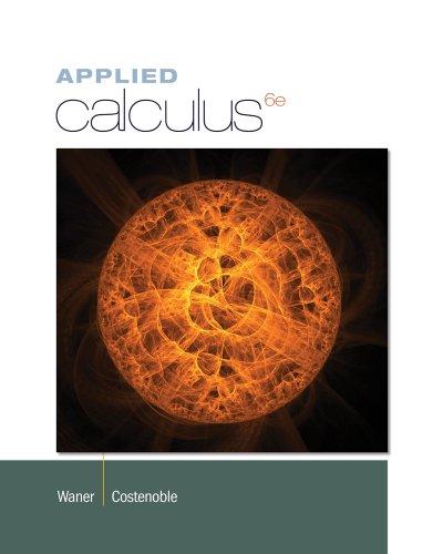 Applied Calculus Pdf
