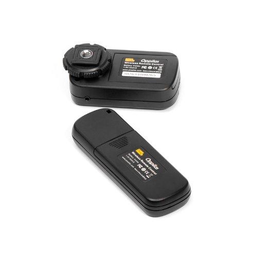 Pixel Pro Digital & Film Camera 100M Wireless Shutter Remote Control Release for Nikon D700, D300, D200, D1 series, D2 series, D3 series, F5, F6, F100, F90, F90X, Fujifilm S3, S5 Pro, Kodak DCS-14n