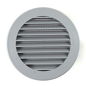 Calimaero WSK 150 mm Griglia Ventilazione Plastica Rotondo Bianco