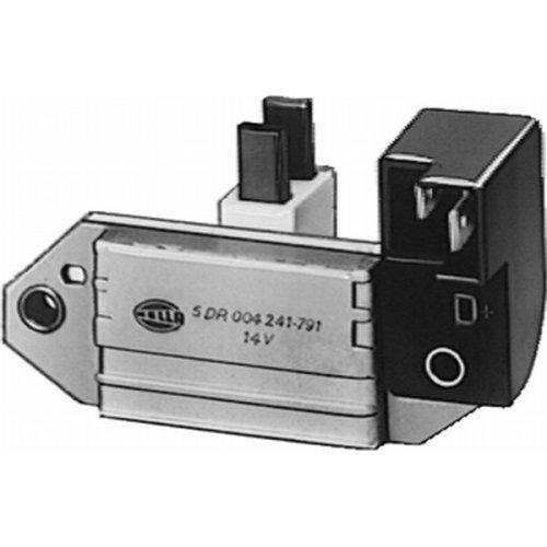 Nennspannung 12V HELLA 5DR 004 241-791 Generatorregler