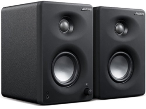 Alesis M1 Active 330 USB   Professional USB Desktop Speaker System (Pair) with USB Audio Interface, 3-inch Aluminium Woofers and Bass Boost inMusic Brands Inc M1A330 USB