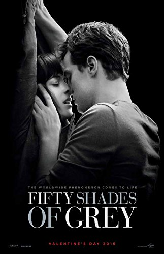 Fifty Shades of Grey Movie Poster Style B 2015 Unframed