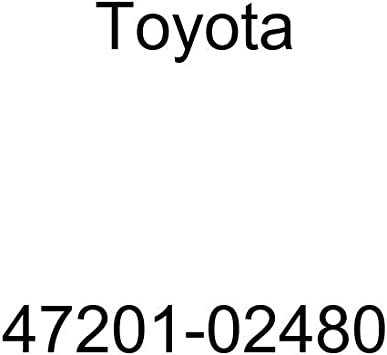 Genuine Toyota 47201-02480 Brake Master Cylinder Sub Assembly