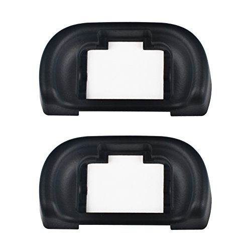 ((2 Pack) VKO Eyepiece/Eyecup FDA-EP11 Replacement for Sony A7 A7S A7R A7II A7SII A7RII A58 A57 A65 Digital Camera Viewfinder)