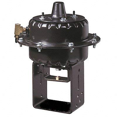 - Johnson Controls MP823E001 MP8000 Series Pneumatic Valve Actuator Without Mounting Kit, Spring Return Up, 25 Square Inch Effective Area, 3/4