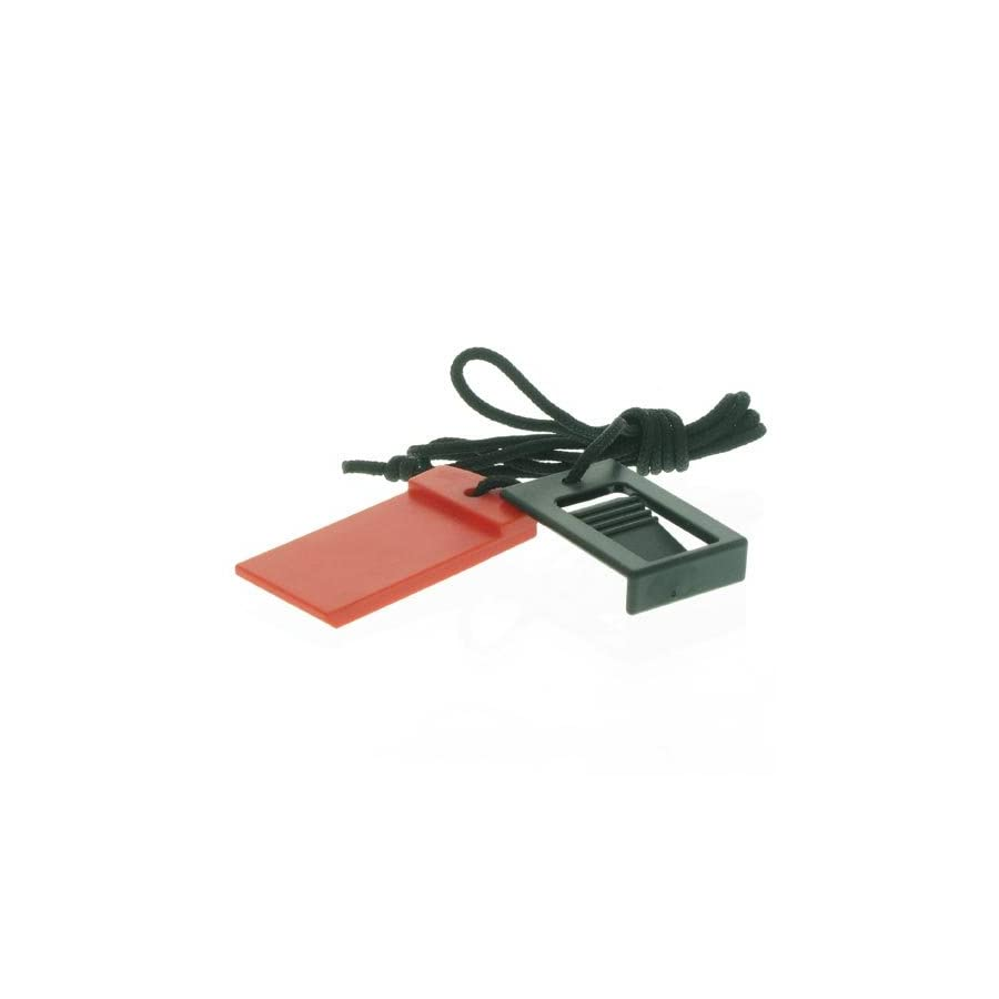 """1"""" Safety Key for Proform and Weslo Treadmills Part Number 119038 and 119039"""