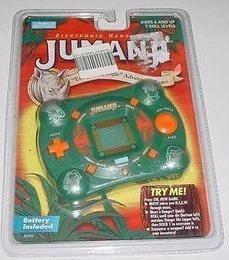 Jumanji Electronic Hand-Held Game