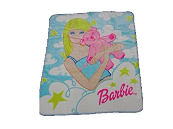 Barbie Sweet Dream Blanket Throw