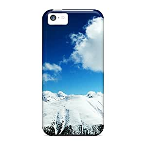 Cute Case888cover Snow Clouds Cases Covers For Iphone 5c