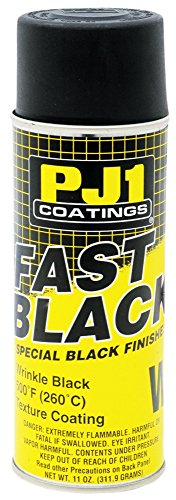 Pj1 Paint (PJ1 16-WKL Wrinkle Black Spray Paint (Aerosol), 11 oz)
