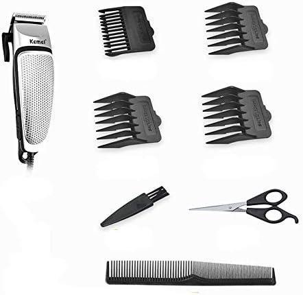 Hair Clipper, Electric Hair Clipper Professional Hair Trimmer for Men Styling Tools Hair Shaving Machine Haircut Machine  pGw31