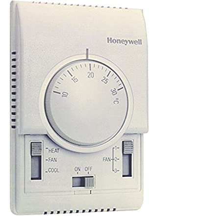 Honeywell; T6373B1015; Termostato XE-70, fan-coil a 2 tubos;