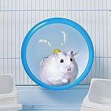 POPETPOP Silent Hamster Wheel-Pets Running Sports