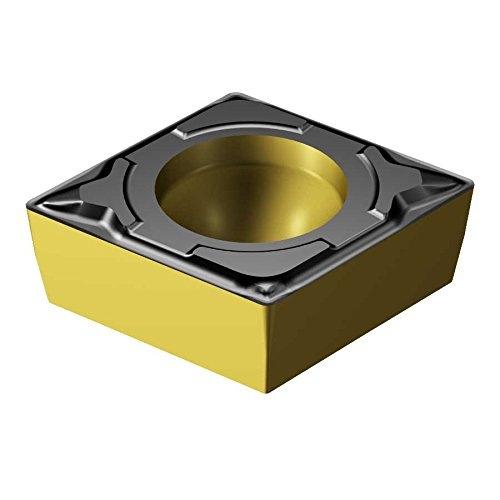 Sandvik Coromant CCMT120404-PF1515 CoroTurn 107 insert for turning (Pack of 10)