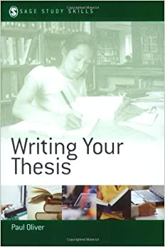 book online Writing Your Thesis  SAGE Study Skills Series    Video     Amazon co uk