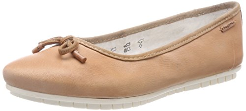 Bugatti Women's 421431604100 Ballet Flats Pink (Rose) buy cheap browse great deals cheap online clearance supply 4e6i38MWr