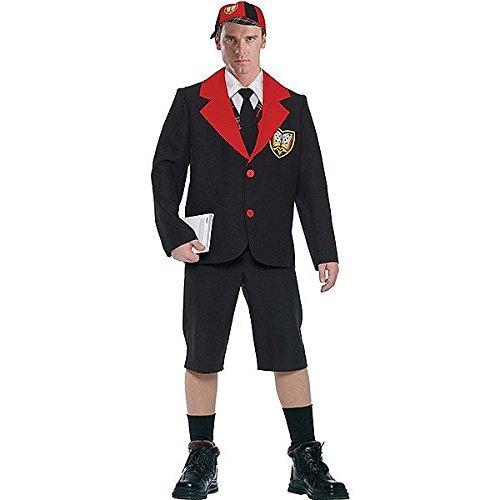 School Boy Adult Costume / Fancy Dress by Palmer Agencies Ltd (Schoolboy Fancy Dress)