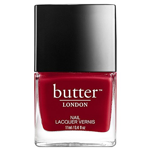 butter LONDON Nail Lacquer, Red Shades, Saucy - Shades Lacquer Nail