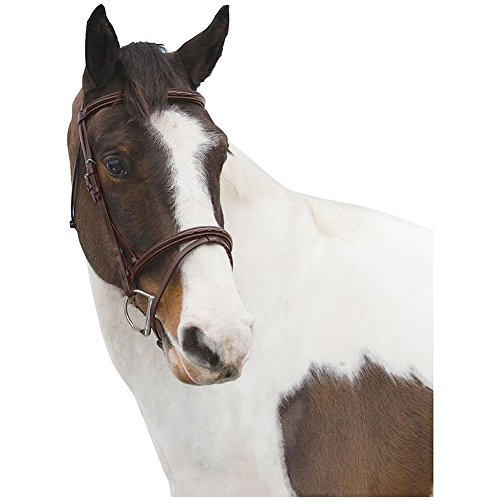 Loveson Elegance Bridle Horse Brown