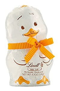 Lindt Easter Little Chicks, Milk Chocolate, 3.5 Ounce (Pack of 15)