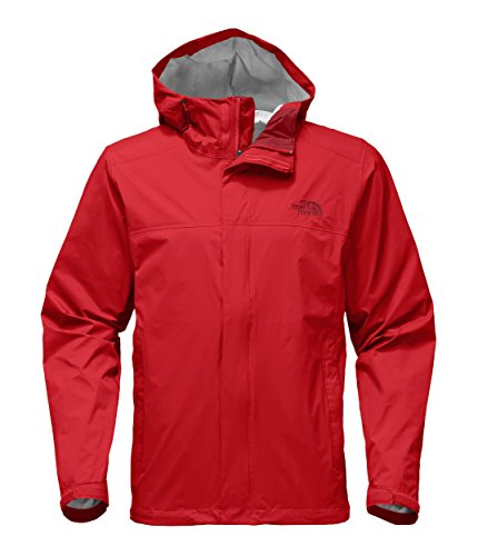 The North Face Mens Venture 2 Jacket   High Risk Red   L