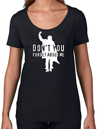 Don't You Forget About Me Breakfast Club Scoop Neck T-shirt