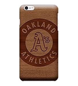 Allan Diy iPhone 6 case covers, MLB - Oakland Athletics Engraved k15J1drJL0b - iPhone 6 case covers - High Quality PC case cover