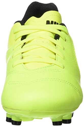 Pictures of NIKE Youth Tiempo Legend VI FG Cleats [Volt] (5Y) 5 M US Big Kid 5
