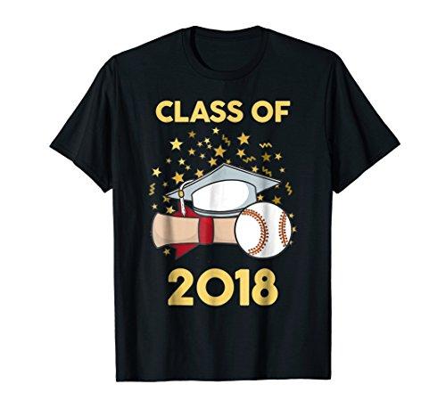 Baseball Softball Player Senior Class Of 2018 Shirt - As Senior A Softball