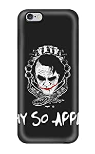 Fashionable Style Case Cover Skin For Iphone 6 Plus- Funny Joker