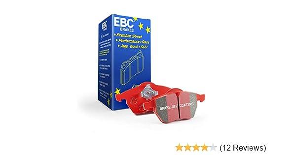 EBC Brakes DP31437C Redstuff Ceramic Low Dust Brake Pad