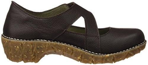 El Naturalista Womens Yggdrasil Ng51 Slipper Brown ZZ3nsA