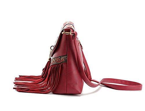 Nueva Moda Gwqgz Único Su Nacional Moda Bolso Bolso Bolso Personalidad aFxvCwq
