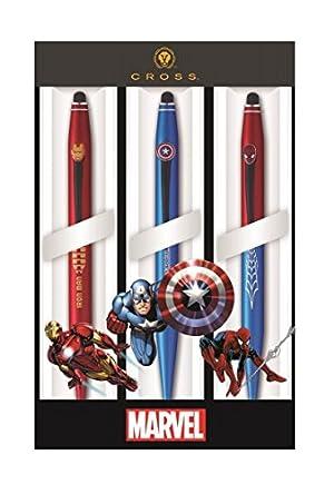 Cross Tech 2 Marvel 3-Character Multipack (9856M3)