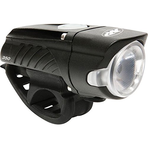 NiteRider Swift 350 Light Black, One Size Review