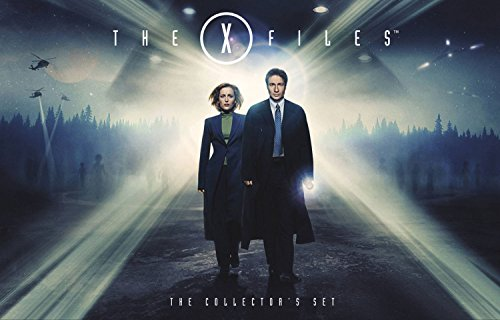 The X Files: Complete Seasons 1-9 [Blu-ray] [UK Import]