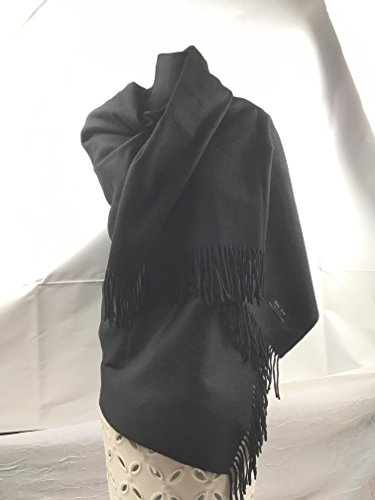 Ladies Cashmere Shawl (LARGE BLACK COVER) by Roxy Guam