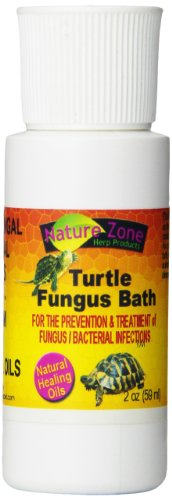 Nature Zone SNZ59241 Turtle Fungus Bath Treatment, 2-Ounce