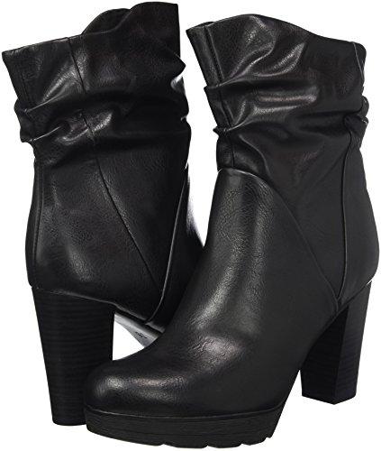 25424 Botas Mujer Marco Para Antic black Tozzi Negro 5F7wxAq