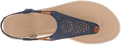 Sperry 5 Us Navy Sandal Calla Jade Medium Women's q6CqZF