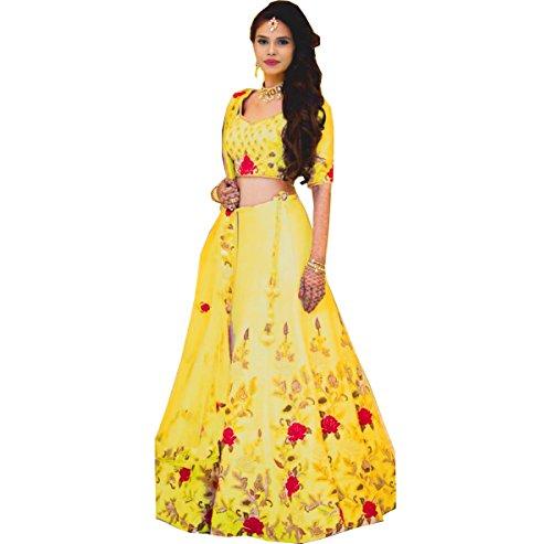 AMIT FASHIONS Indian Designer Lehenga Choli for Women