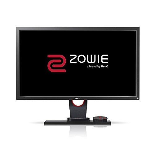 BenQ ZOWIE 24' 1080p LED Full HD 144Hz Gaming Monitor with S-Switch, XL-Series for eSports Tournaments and Professional Players (XL2430)