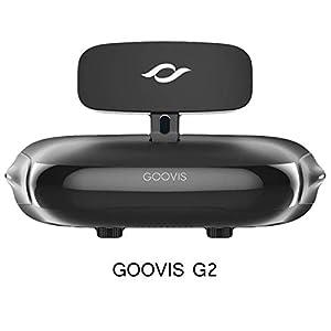 0ec46d53ec2 GOOVIS G2 Virtual Reality Travel 3D Theater VR Glasses HD Giant Screen  Advanced HD 4K Sony OLED Micro display