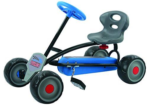Hauck Lil'Turbo Pedal Go Kart, Blue